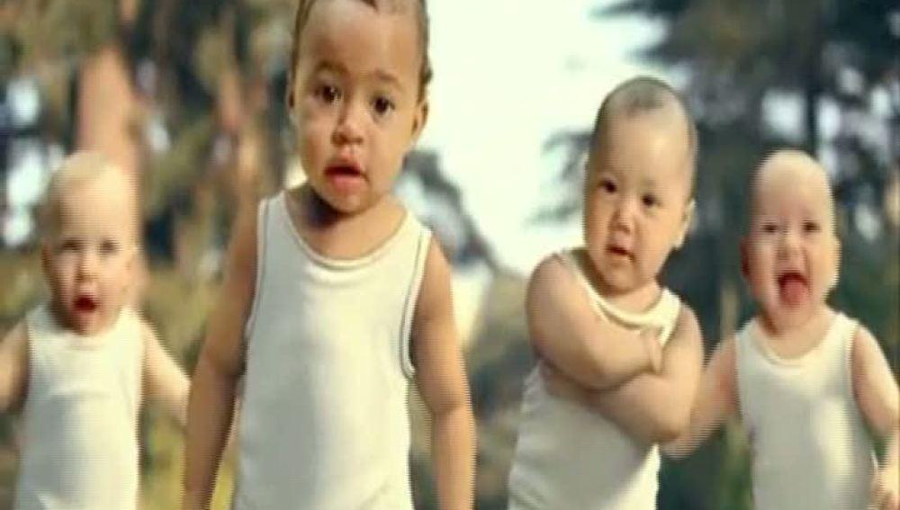Vídeos de niños que triunfan en la red