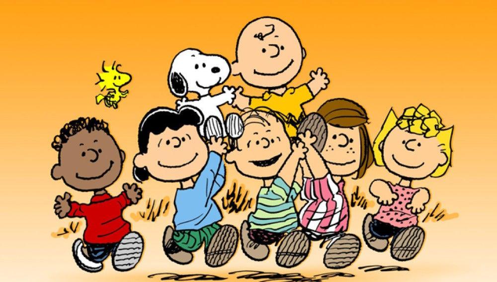 Carlitos, Snoopy y su pandilla