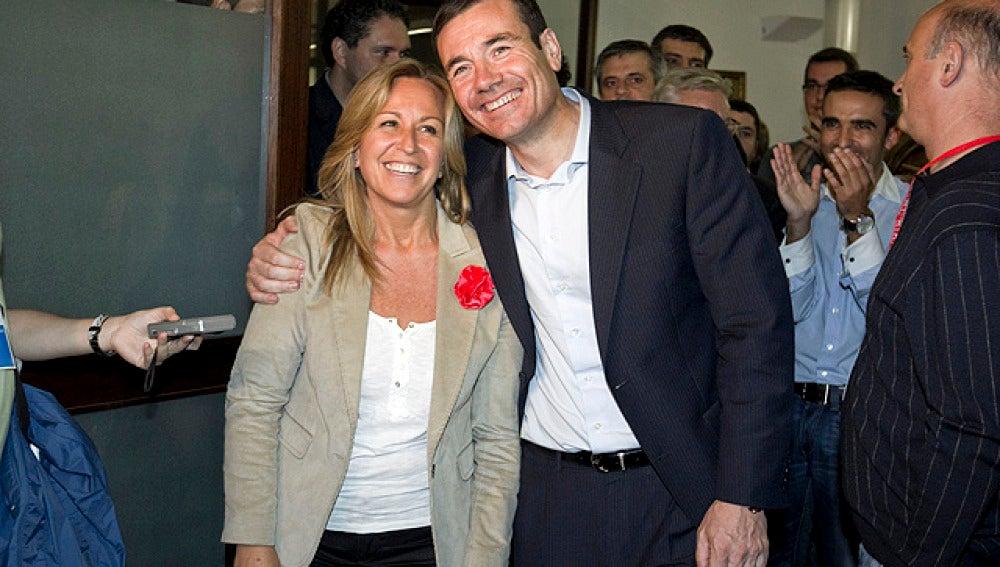 Gómez y Jiménez, tras las primarias
