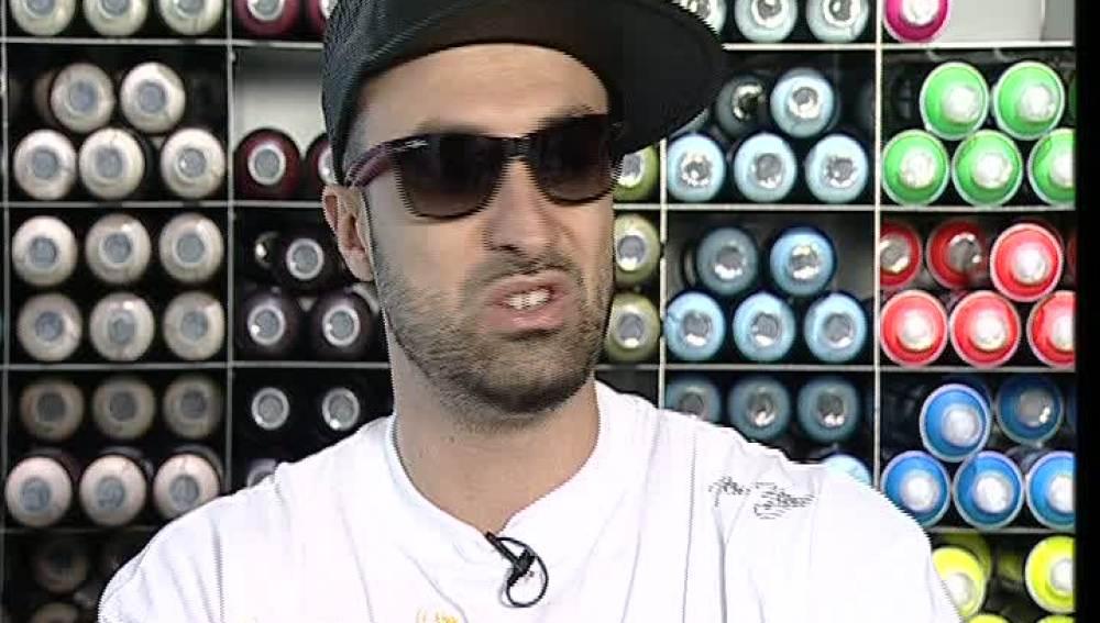 El rapero Tote King presenta sus nuevas canciones