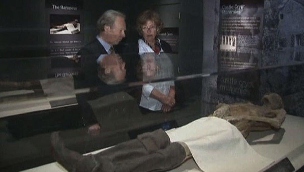 La momia del barón Von Craisem
