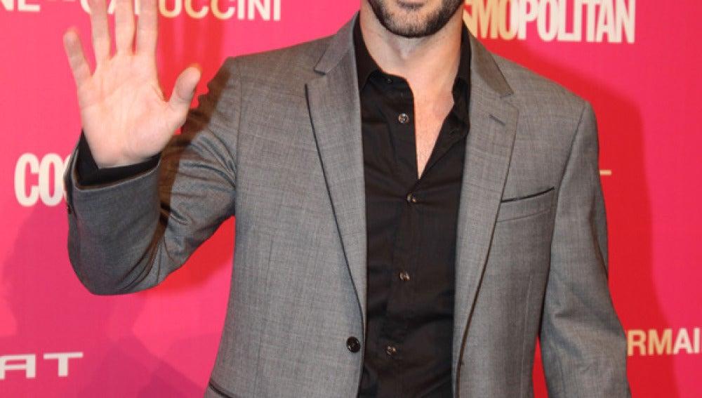 Eduardo Noriega, en la gala Cosmopolitan