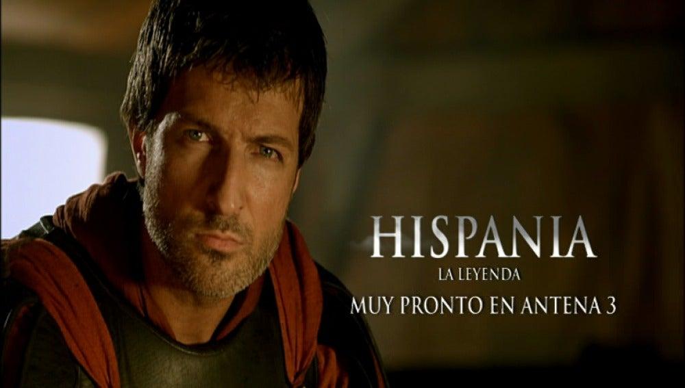Promo Hispania Jesús Olmedo