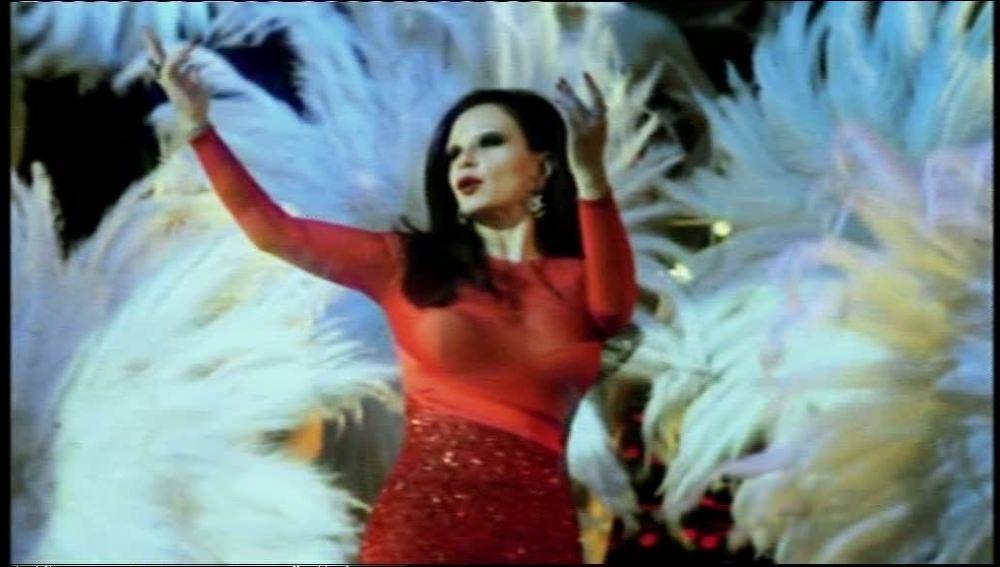 Alaska en su último videoclip