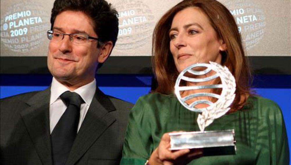 Ángeles Caso, premio Planeta 2009