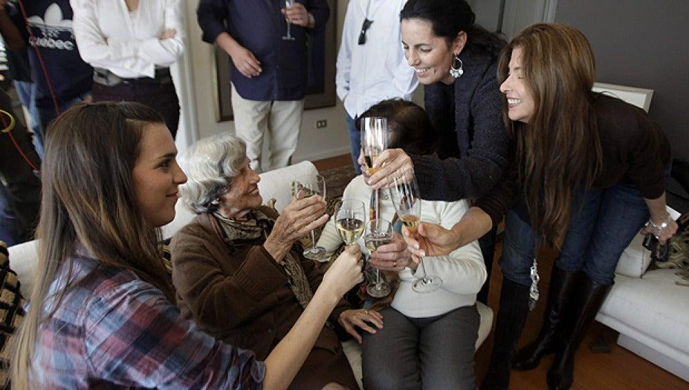 Familia de Vargas Llosa