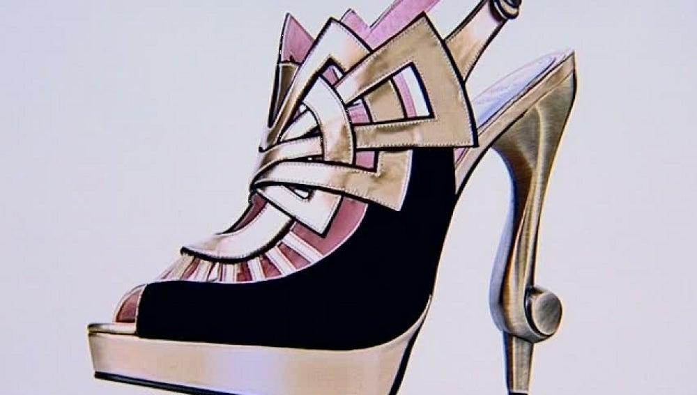 Zapatos de Patricia Rosales