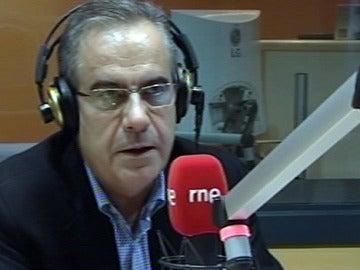 Celestino Corbacho en RNE