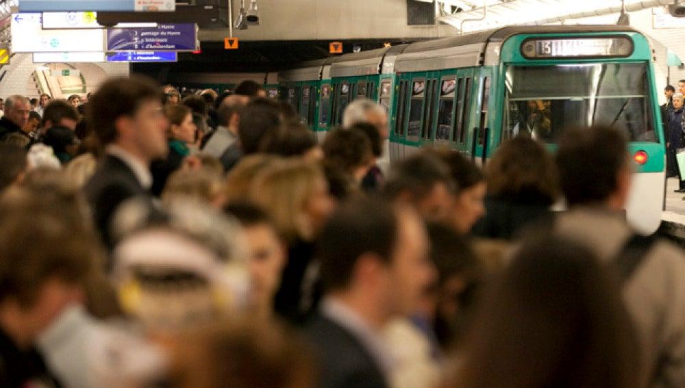 Los transportes, los más afectados por la huelga