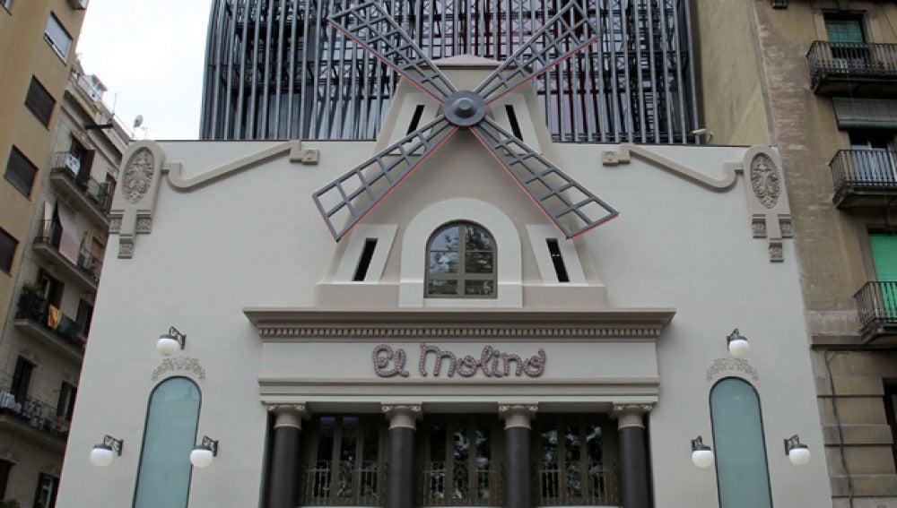 El Molino de Barcelona reabre sus puertas