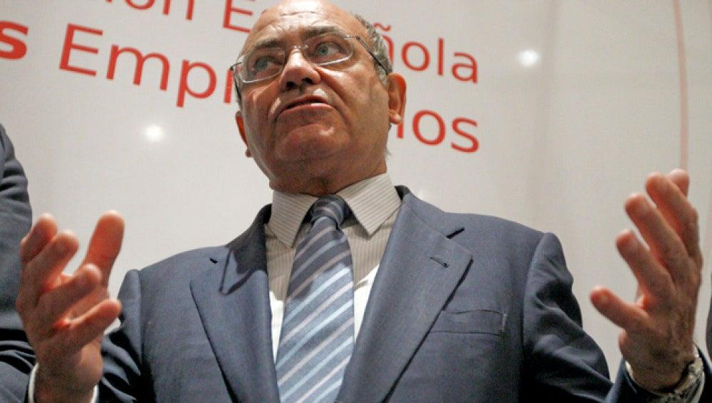 Gerardo Díaz Ferrán en una imagen de archivo