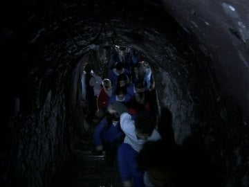 Evacúan El Internado