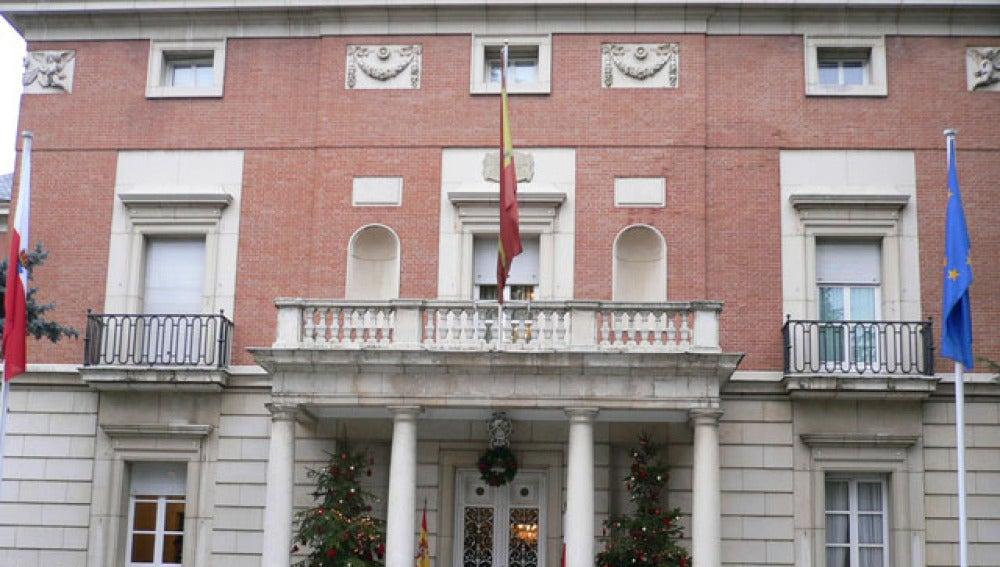Palacio de la Moncloa