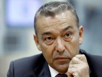 Paulino Rivero, presidente de la comunidad de Canarias