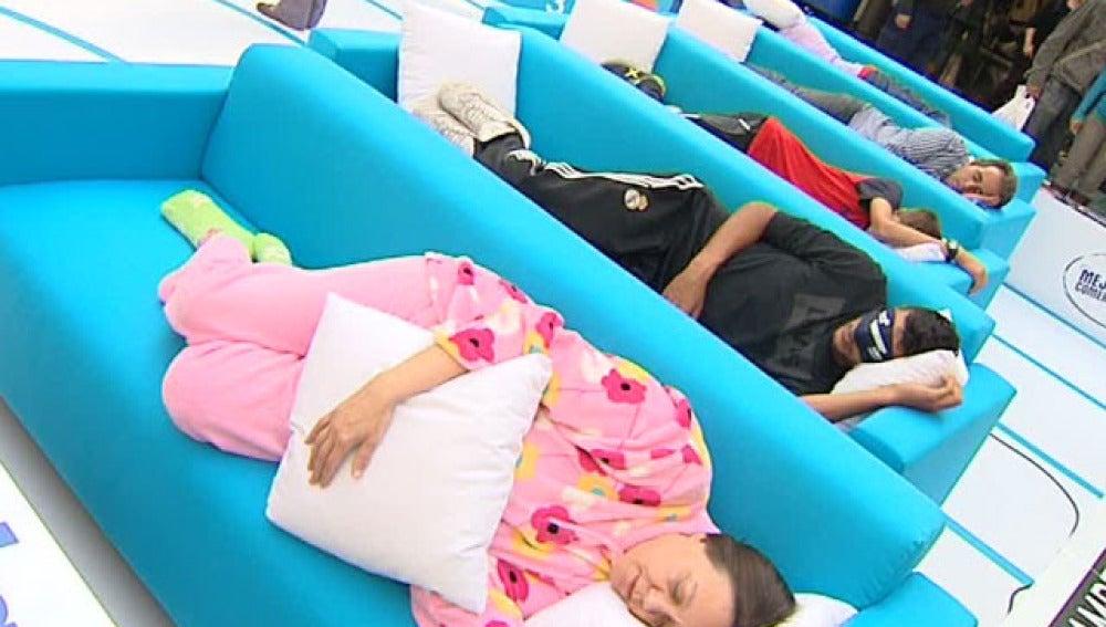 Concurso de siesta