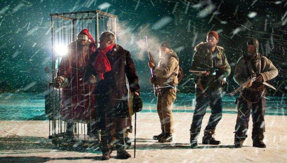 Imagen de la película 'Rare exports, a Christmas Tale'