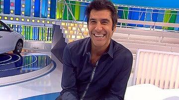 Jorge Fernández en 'Detrás de la cámara'