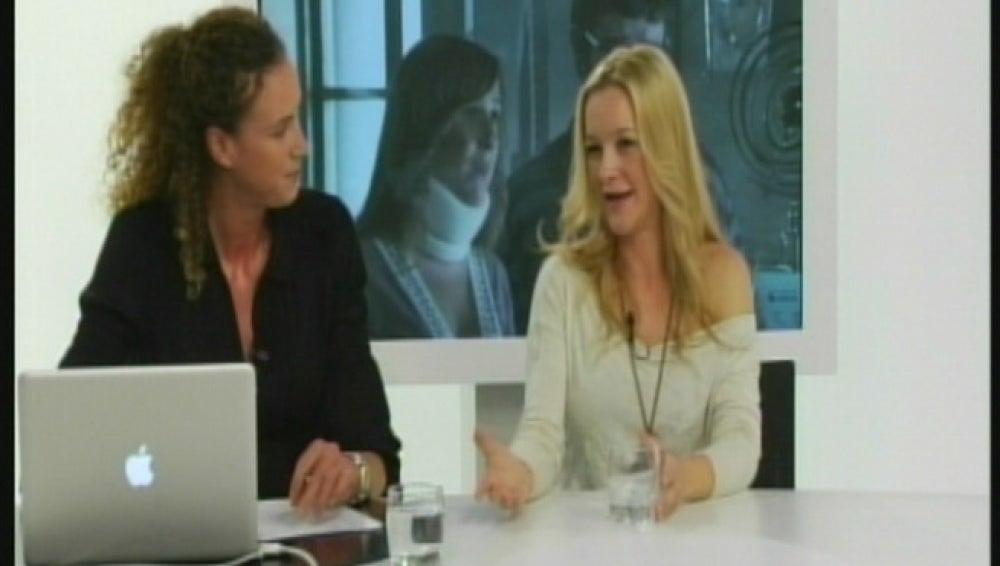 Videoencuentro con María Esteve