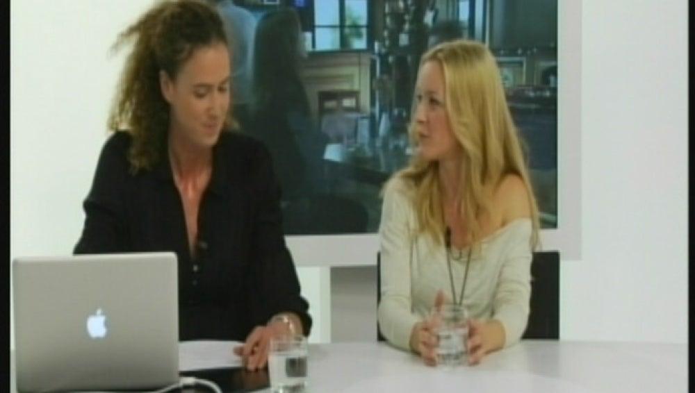 Videoencuentro con María Estevev
