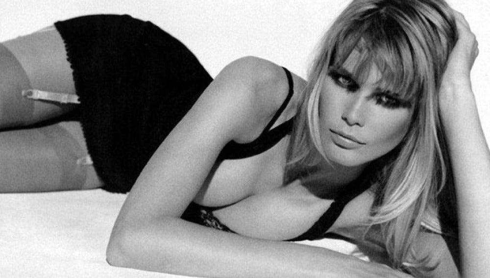 Claudia Schiffer, la top de las tops... ¿y Alberto?