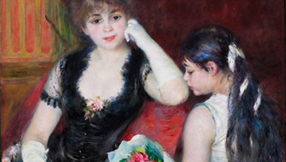 Renoir, en El Prado