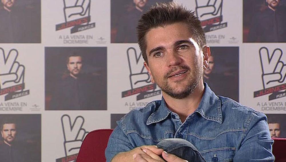 Juanes responde a los internautas