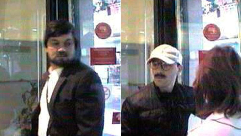 Los atracadores de la sucursal de Cambrils