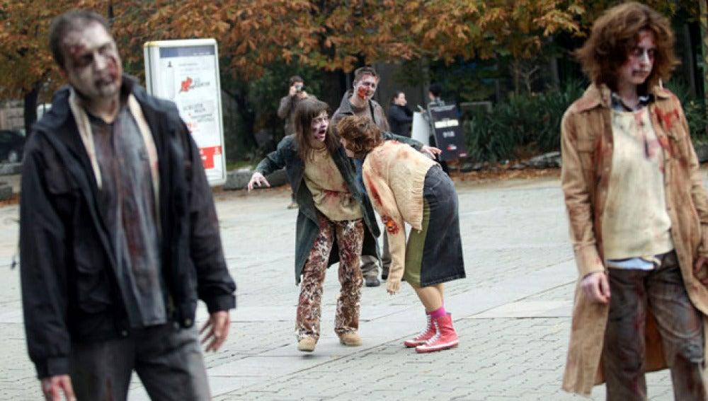 Zombies en Madrid