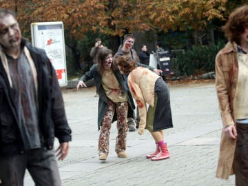 Zombies en Madrid