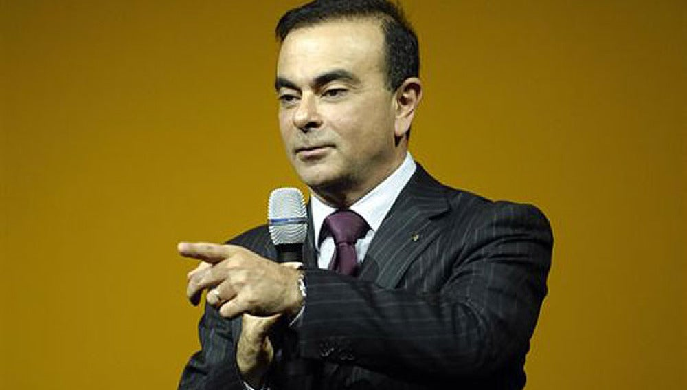 Carlos Ghosn, director general de Nissan