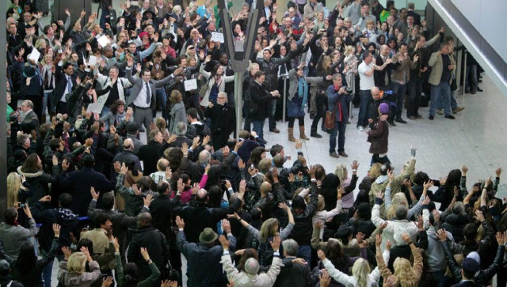 T-Mobile Flashmob
