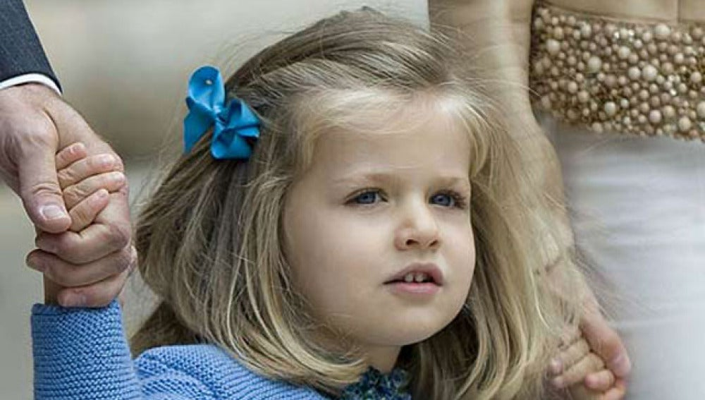 La infanta Leonor