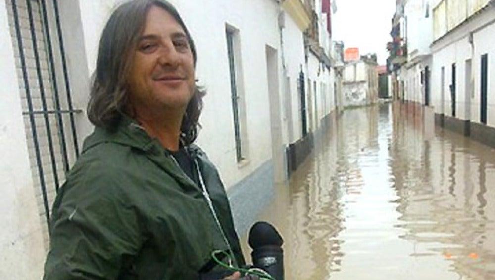 El periodista Jesús Ruiz de Castro