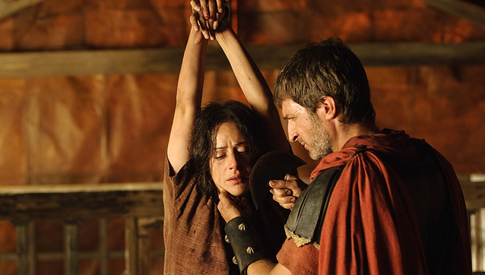 Marco tortura a Bárbara