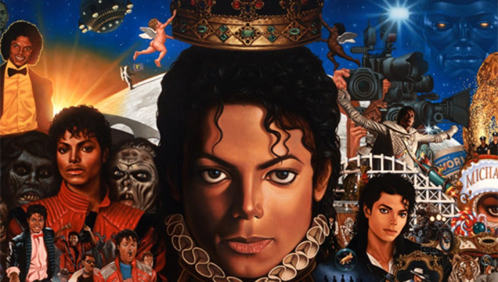 Lo nuevo de ¿Michael Jackson?