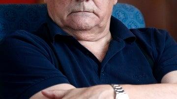 El realizador Mario Camus