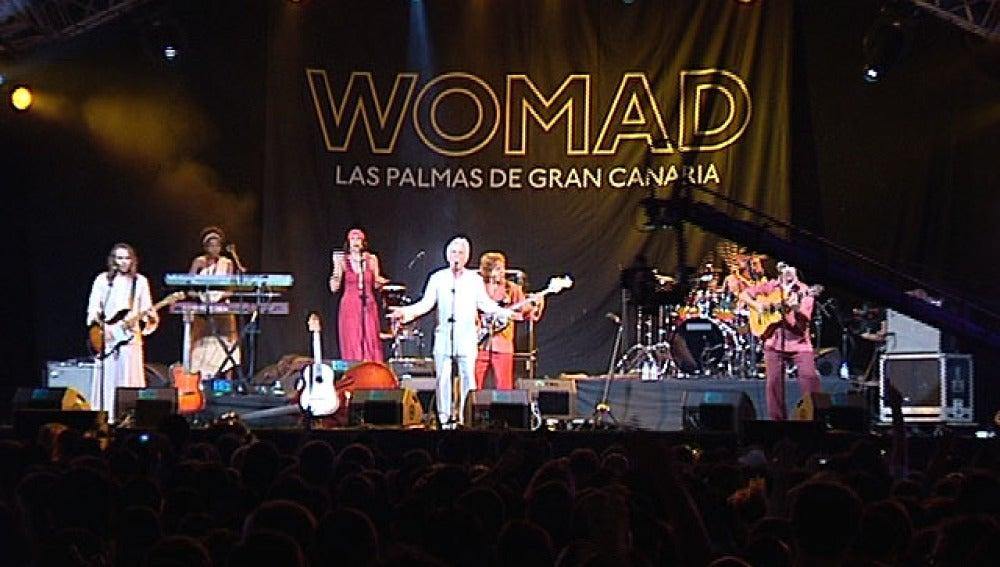 Kiko Veneno en el Womad Canarias