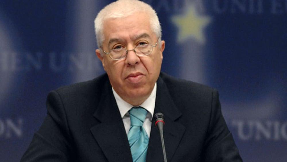 Fernando Teixeiro, ministro de Economía de Portugal