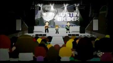 Justin Bieber en 'South Park'