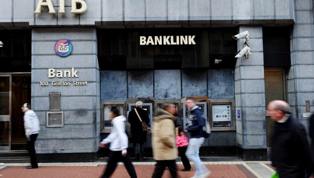 Allied Irish Bank, en Dublin