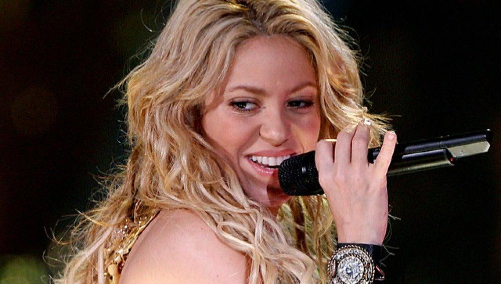 Concierto de Shakira en Madrid