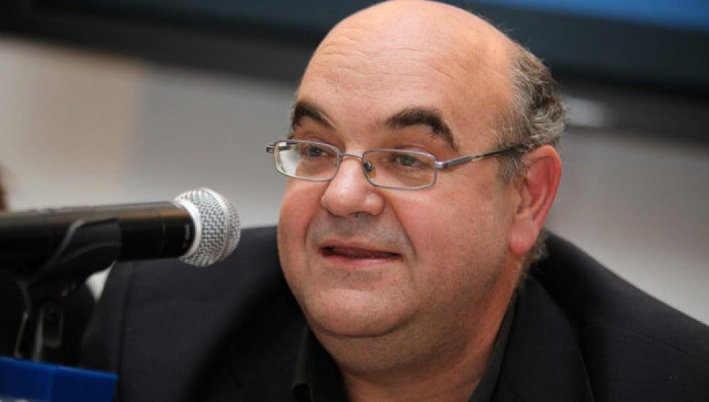 Esteban Beltrán, director de Amnistía Internacional España