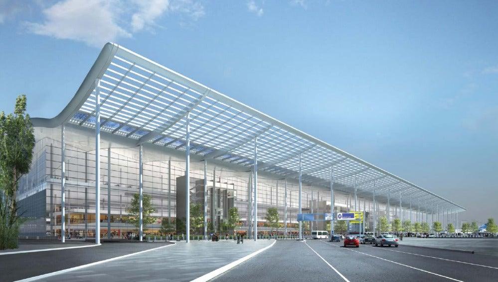 Heathrow nueva T2 que construirá Ferrovial