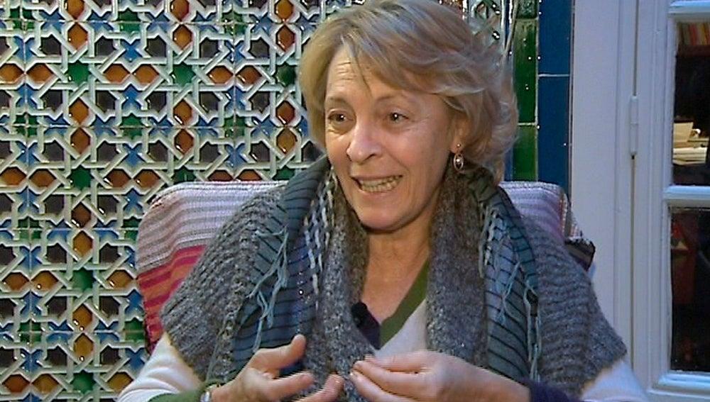 Soledad Puértolas nueva académica de la lengua