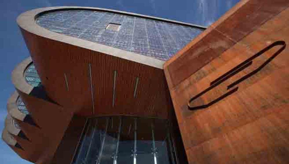 Edificio sostenible en Alcobendas