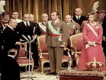 Coronación del Rey Juan Carlos I