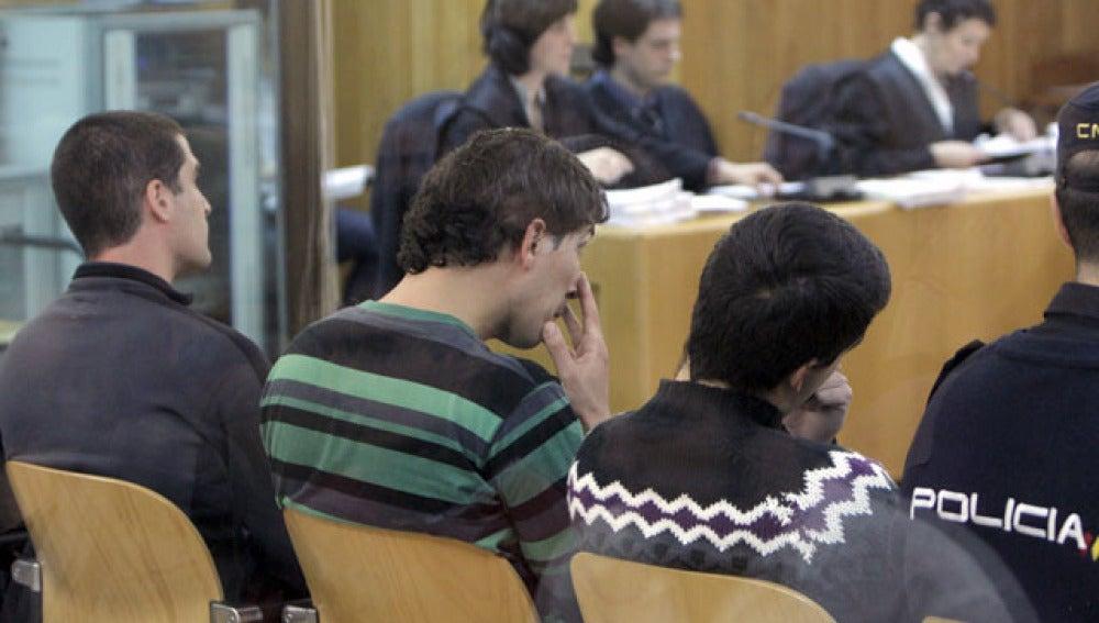 Juicio a los etarras implicados en el atentado de Legutiano