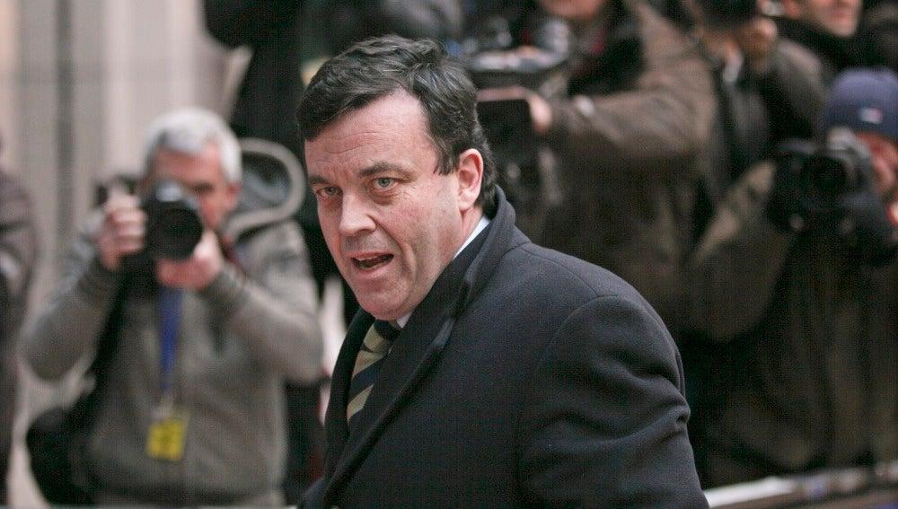 El ministro irlandés de Finanzas