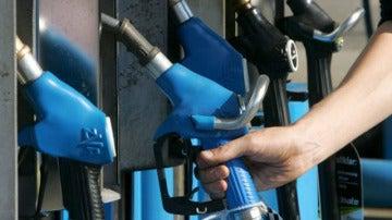 Nueva subida del precio de la gasolina