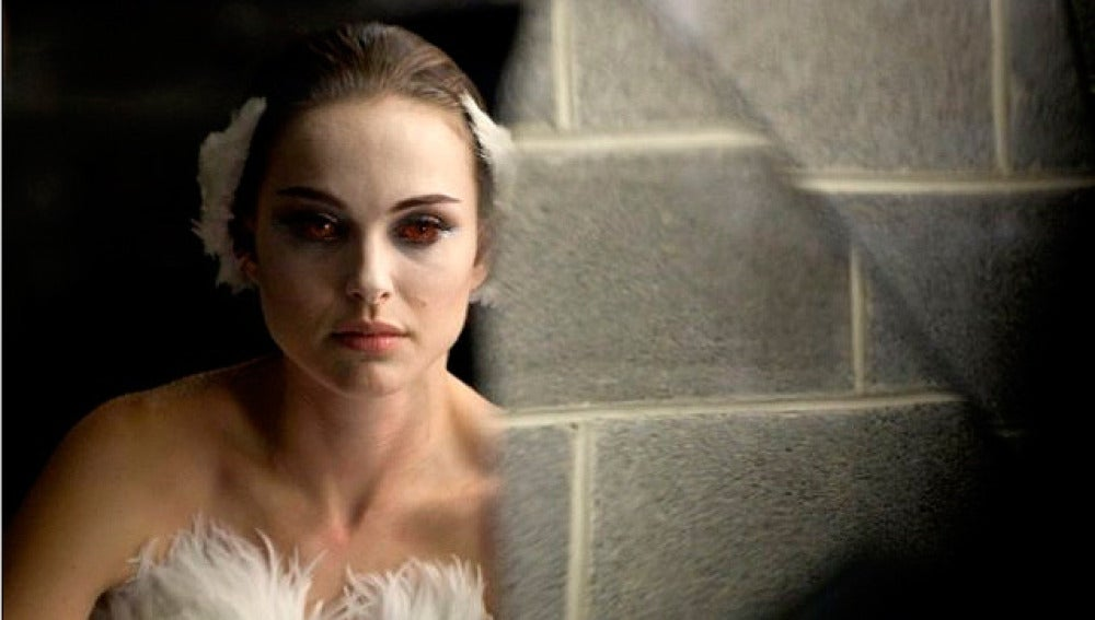 Natalie Portman en 'Cisne Negro'